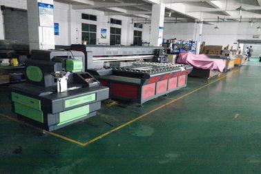 UV 평상형 트레일러 인쇄 기계