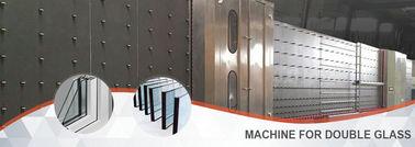 사용자 기계 공용영역을 가진 낮은 E 두 배 유리제 기계를 격리하는 자동 평지