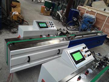 PLC는 자동적인 PIB 부틸 압출기 기계 작동 속도 4~40m/분 2.2KW를 통제합니다