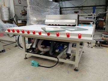 공기 부유물 & 기울기를 가진 단 하나 옆 이중 유리를 끼우는 장비 격렬한 롤러 압박 테이블